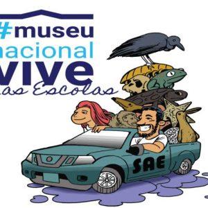 """Projeto """"O Museu Nacional Vive nas Escolas"""""""